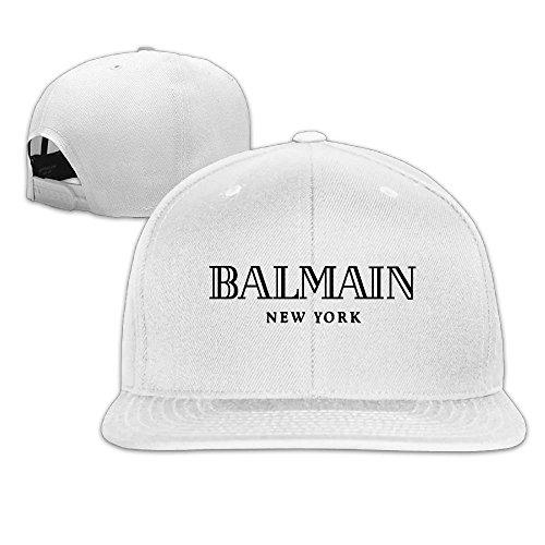 Ruheshangmao HM-x-Balmain Cool Adjustable Baseball Cap For Men And - Balmain Men