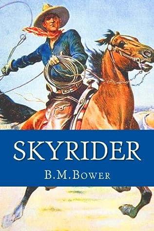book cover of Skyrider