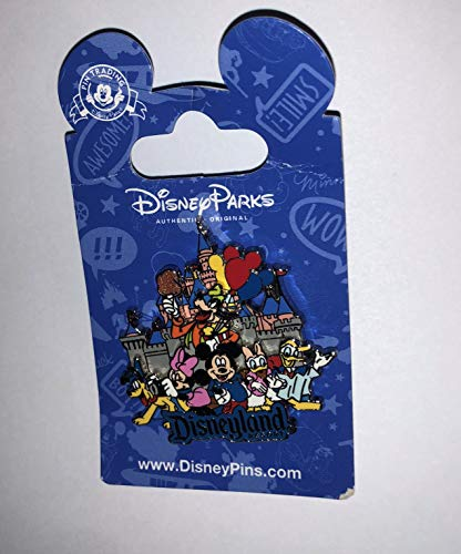 Disney Parks Mickey Mouse and Friends Pin - Disneyland- Sold Out