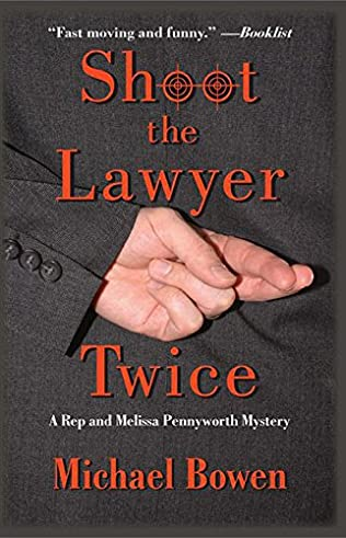 book cover of Shoot the Lawyer Twice