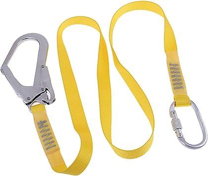 Cuerda de Protección Contra Caídas Dureza Cordón Escalada ...