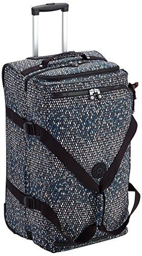 Kipling Laptop Rollenreisetasche Teagan M 74 liters Mehrfarbig (Animal Skin Pr) K13367A58