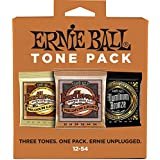 Ernie Ball Medium-Light Acoustic Guitar String...