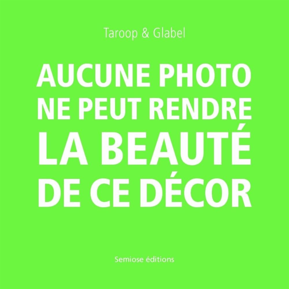 Aucune Photo Ne Peut Rendre La Beauté De Ce Décor