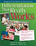 Differentiation That Really Works, Cheryll M. Adams and Rebecca L. Pierce, 1593634129