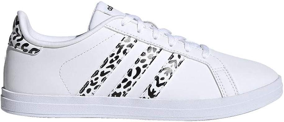 Trampolín nariz sustantivo  Amazon.com | adidas Tennis Courtpoint Cloudfoam Shoes | Tennis & Racquet  Sports