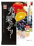 Sugimotoya enhance fruit juice jelly 175gX10 bags