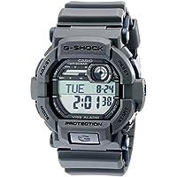 Casio Men's G-Shock GD350-8 Grey Resin Sport Watch