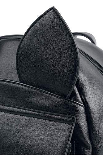 Banned Waverley Alternative Bat Wing Backpack - Black One Size - Buy ... 7d0da6b5de