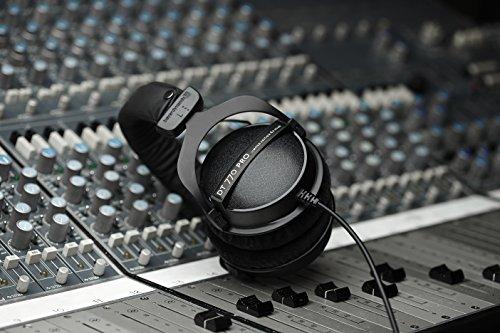 51dk6%2B6GojL - beyerdynamic DT 770 Pro 80 Limited Edition Headphones, Black