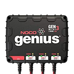 The GENM3 On-Board Battery Charger offers the perfect mix of high-technology and rugged construction. With a fully-sealed, waterproof housing, the GENM3 can be easily installed and mounted directly onto a variety of applications and specifica...