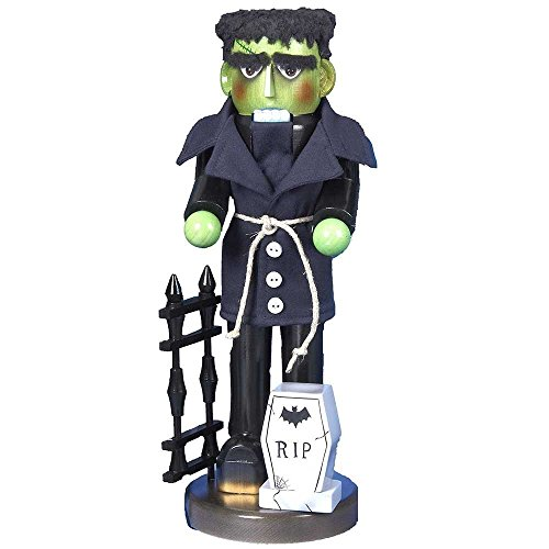 RetiredFrankenstein Monster Steinbach Nutcracker Signed by Karla Steinbach 2nd in (Steinbach Signed)