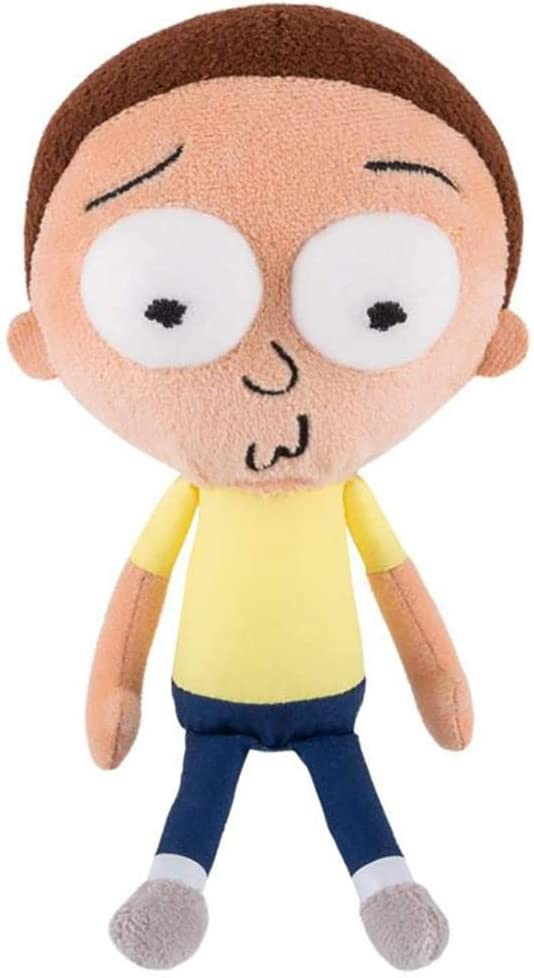 Rick and Morty Happy Morty Galactic Plushies Plüschtier
