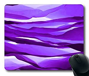 Unique Purple Art Easter Thanksgiving Personlized Masterpiece Limited Design Oblong Mouse Pad by Cases & Mousepads by Maris's Diary
