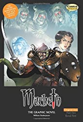 Macbeth The Graphic Novel: Original Text (Unabridged, British English)