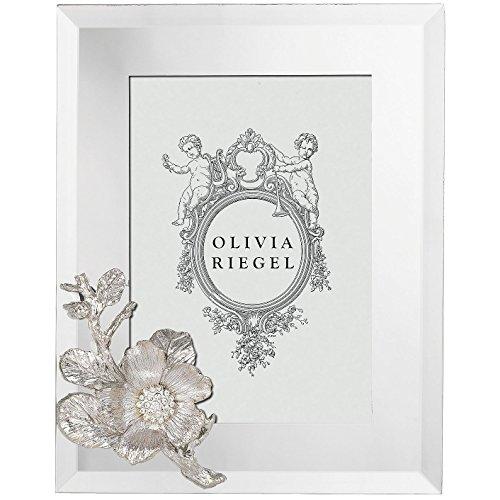 SILVER BOTANICA 5x7 frame by Olivia Riegel - ()