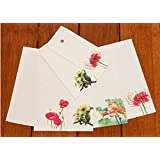 30 Cute Kawaii Lovely Design Writing Stationery Paper Letter Set with 15 Envelope (Style-1)