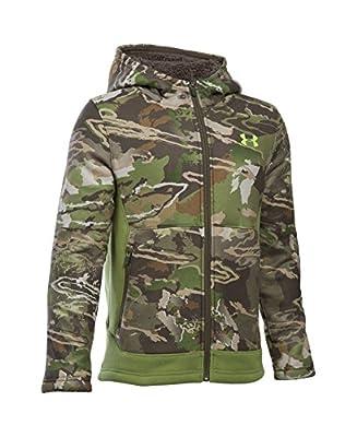 Under Armour Boys' Super Fleece Jacket