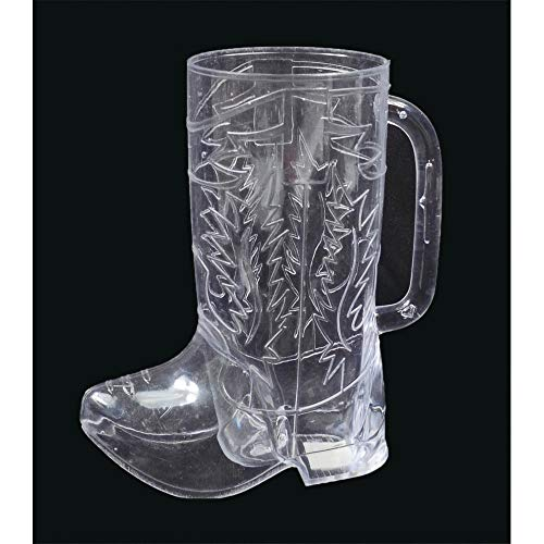 Forum Novelties 75482 Cowboy Boot Mug, Multicolor, One Size (Pack of 12)