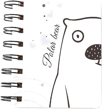 Amazon Com Suppion Children Cute Animal Paper Blank Page Notebook