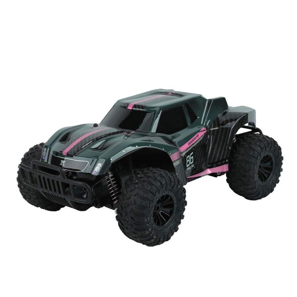 DeXop Rc Car, 2WD 1:32 Scale Remote Control Racing Car
