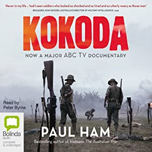 Kokoda (by Paul Ham) Audiobook