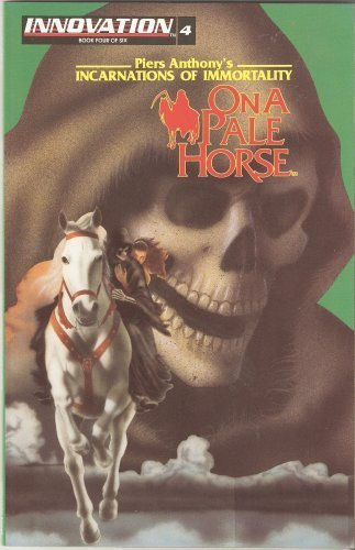 Pier's Anthony's Incarnations of Immortality-On A Pale Horse Book 4 (Carnival of Ghosts)
