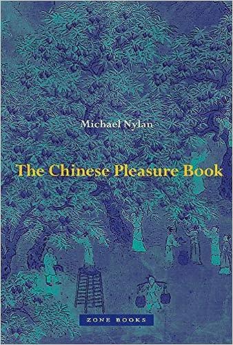 Amazon com: The Chinese Pleasure Book (Zone Books) (9781942130130