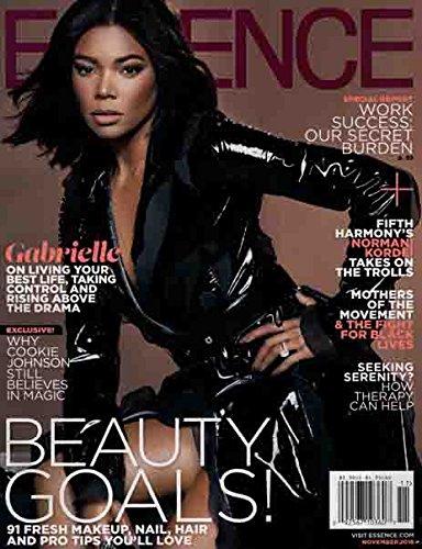Essence Magazine  November  2016  Gabrielle Union Cover