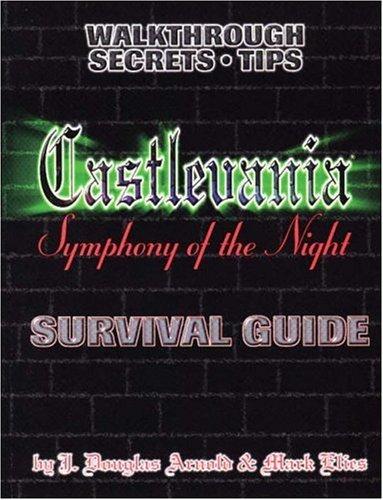 Castlevania: Symphony of the Night by J. Douglas Arnold (1997-10-24) (Castlevania Symphony Of The Night For Sale)