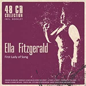 First Lady Of Jazz (48 Cd)