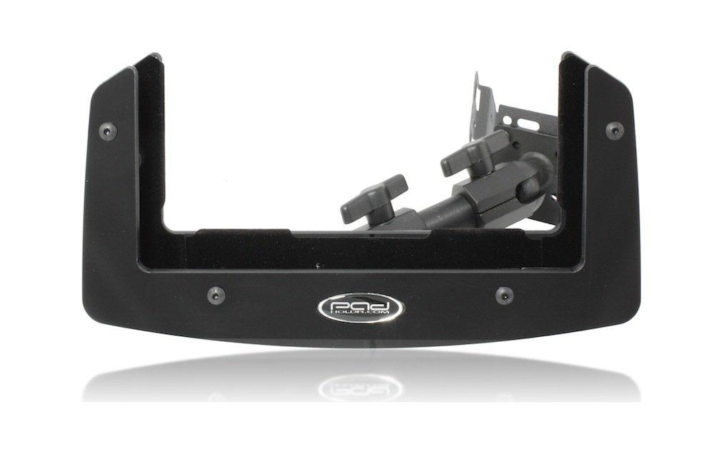 Padholdr Social Series Premium Tablet Dash Kit for 2002-2005 Dodge Ram Pickup 1500, 2500 and 3500
