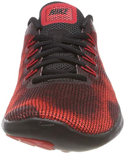 2018 Multicolore 008 Nike Flex Uomo Team Herren Red Scarpe Run University Black Running Black Laufschuh Red Iq8TwZq
