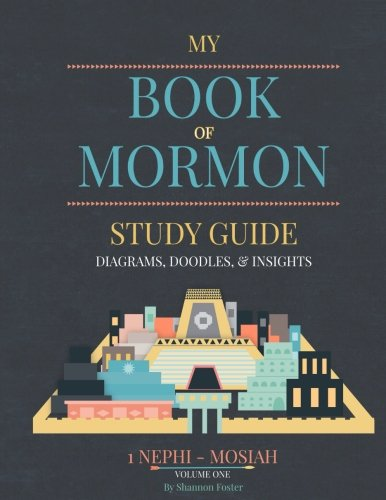 Book of Mormon Study guide: Diagrams, Doodles, & Insights cover
