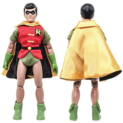 Super Friends Retro Action Figures Series 1: Robin [Loose in Factory Bag]