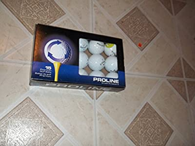 proline 15 pack grade A golf balls