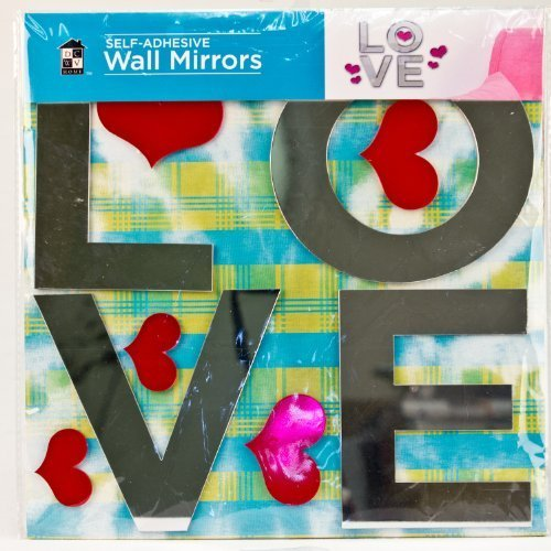 Die Cuts With A View Mirror Love With Juicy Hearts by Die Cuts With A View