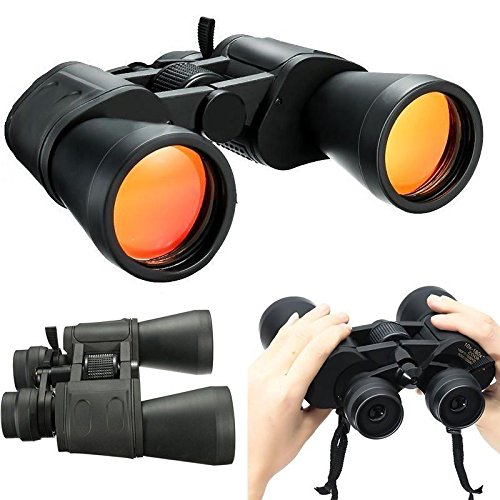 180 x 100 Zoom Day Night Vision Outdoor Travel Binoculars - Luna Eyewear