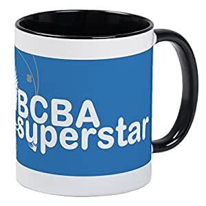 CafePress - BCBA Superstar Mug - Unique Coffee Mug, Coffee Cup