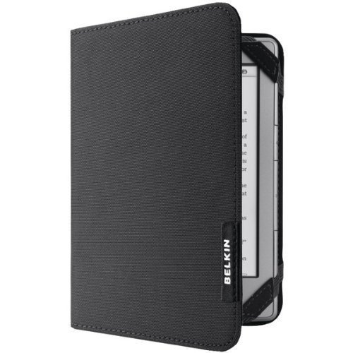 Belkin Basic Folio Case for Kindle & Paperwhite - Black ()