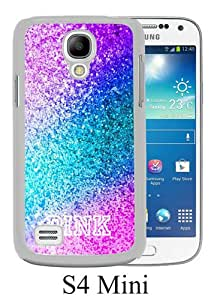 Samsung Galaxy S4 Mini Case ,Fashion And Unique Designed Samsung Galaxy S4 Mini Case With Victoria's Secret Love Pink 58 White Hight Quality Cover