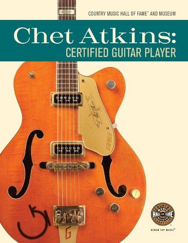 Chet Atkins: Certified Guitar Player Chet Guitar