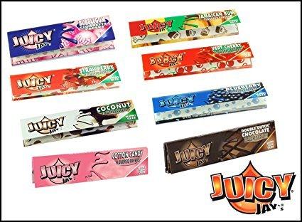 Juicy Jay 8 pack KSS - Scarf Juicy