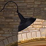Sunforce Solar Barn Light Fully Adjustable lamp