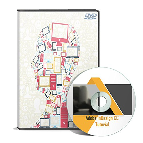 Adobe Indesign CC Tutorial DVD: Amazon in: Software