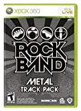 Rock Band: Metal Track Pack - Xbox 360