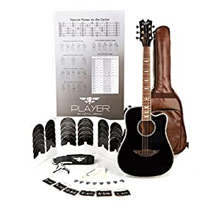 Keith Urban Acoustic Electric Ripcord Guitar Package