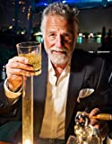 The Most Interesting Man in the World Photo Print 13x19'