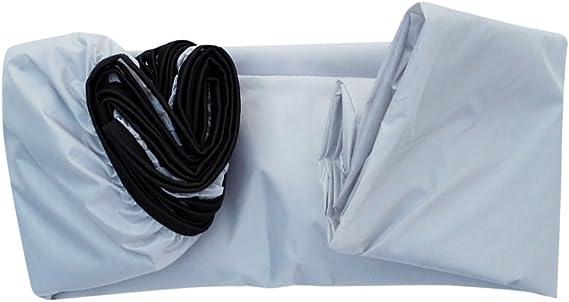 langlebig 3 m//3,1 silberfarben 3,5 m//3,6 4,5 m wasserdicht UV-Staubschutz Boot 4 m//4,1 Create Idea Kanuabdeckung 2,6