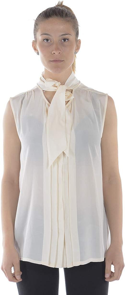 Max Mara - Camisa Mujer 59560269 Rosa: Amazon.es: Ropa y accesorios
